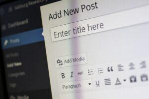 Podsumowanie działalności bloga